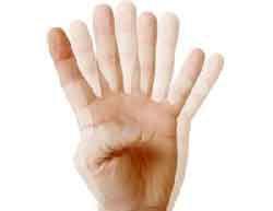 poliopia jednooczna